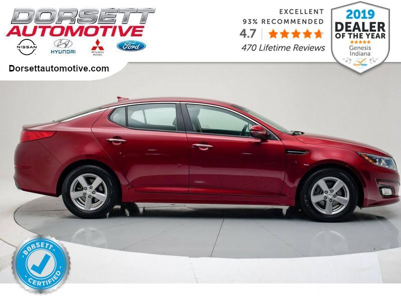 2015 Kia Optima LX Terre Haute IN