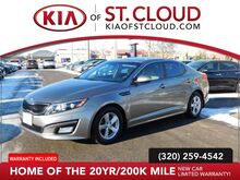 2015_Kia_Optima_LX_ St. Cloud MN