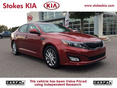 2015_Kia_Optima_LX_ Aiken SC