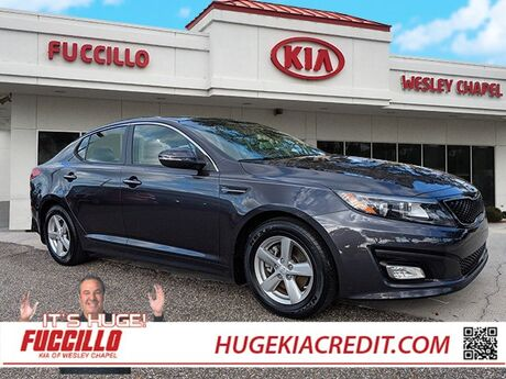 2015 Kia Optima LX Wesley Chapel FL