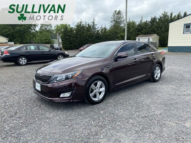 2015 Kia Optima LX Woodbine NJ