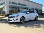 2015 Kia Optima SX 2.4L 4CYL AUTOMATIC, BLUETOOTH CONNECTION, LEATHER SEATS, SAT RADIO, AUX AND USB INPUT, AUTOMATIC