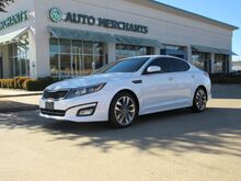 2015_Kia_Optima_SX 2.4L 4CYL AUTOMATIC, BLUETOOTH CONNECTION, LEATHER SEATS, SAT RADIO, AUX AND USB INPUT, AUTOMATIC_ Plano TX