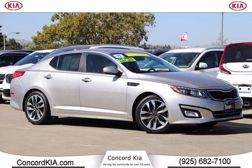 2015 Kia Optima SX Concord CA