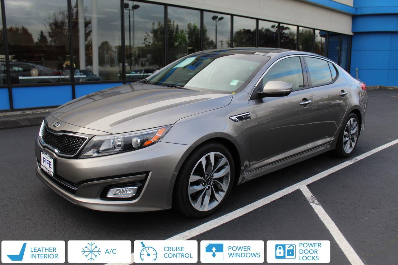 2015 Kia Optima SX Fife WA