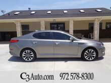 2015_Kia_Optima_SX_ Plano TX