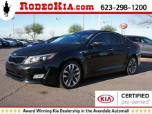 2015_Kia_Optima_SX Turbo_ Avondale AZ