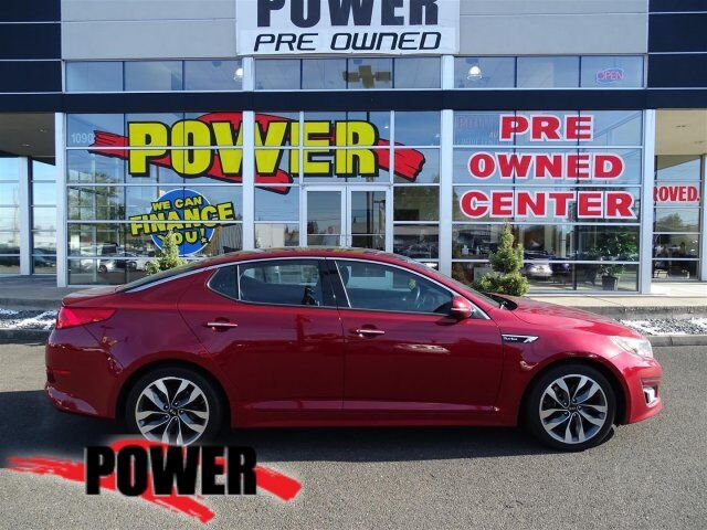 2015 Kia Optima SX Turbo Corvallis OR