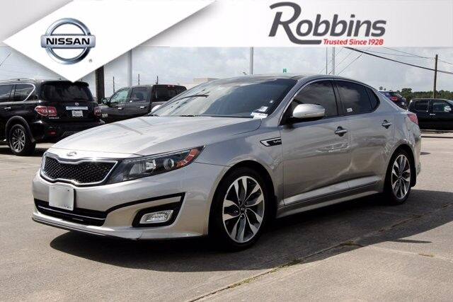 2015 Kia Optima SX Turbo Houston TX