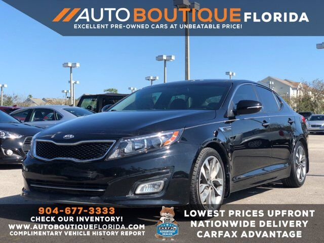2015 Kia Optima SX Turbo Jacksonville  FL
