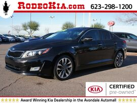 2015_Kia_Optima_SX Turbo_ Phoenix AZ