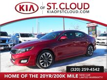 2015_Kia_Optima_SX_ St. Cloud MN