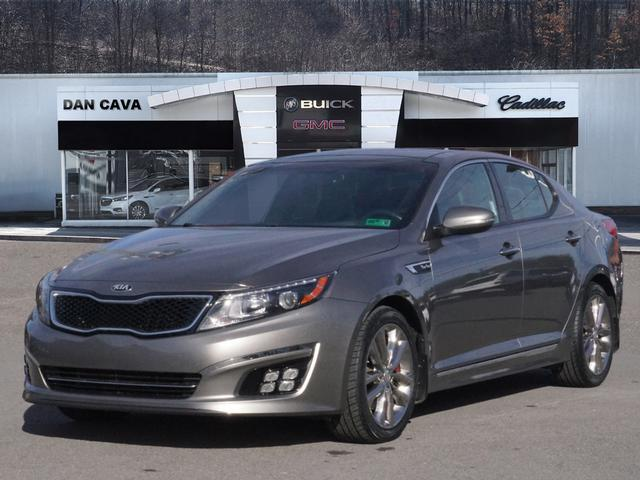 2015 Kia Optima SXL TURBO Clarksburg WV