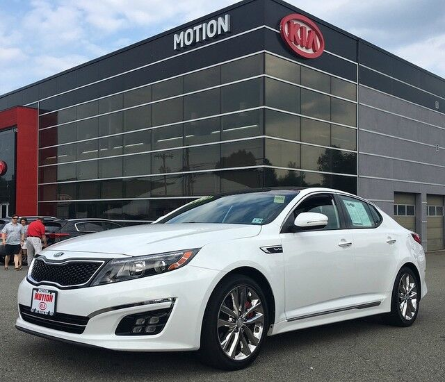 2015 Kia Optima SXL Turbo Hackettstown NJ