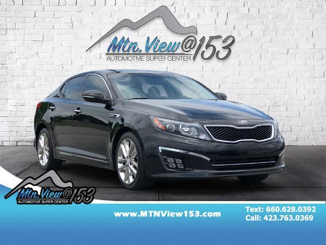 2015 Kia Optima SXL Turbo Chattanooga TN