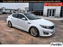2015_Kia_Optima_SXL Turbo_ Dumas TX