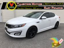 Kia Optima SXL Turbo 2015