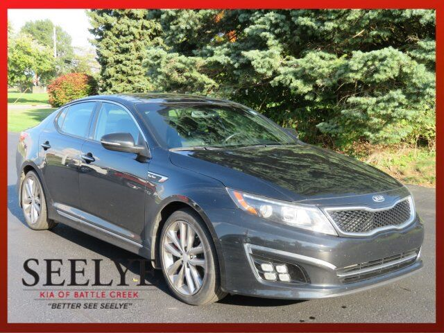 2015 Kia Optima SXL Turbo Paw Paw MI