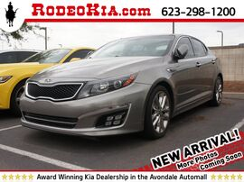 2015_Kia_Optima_SXL Turbo_ Phoenix AZ