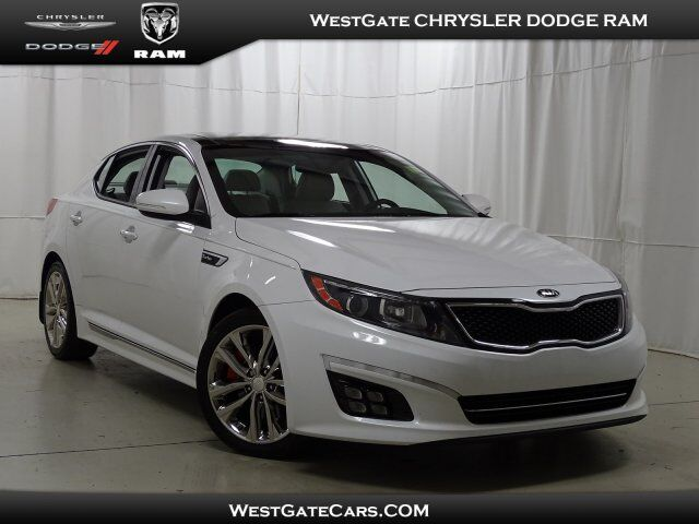 2015 Kia Optima SXL Turbo Raleigh NC