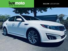2015_Kia_Optima_SXL Turbo_ Portland OR