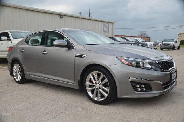 2015 Kia Optima SXL Turbo Wylie TX