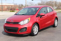 2015_Kia_Rio_LX_ Fort Wayne Auburn and Kendallville IN