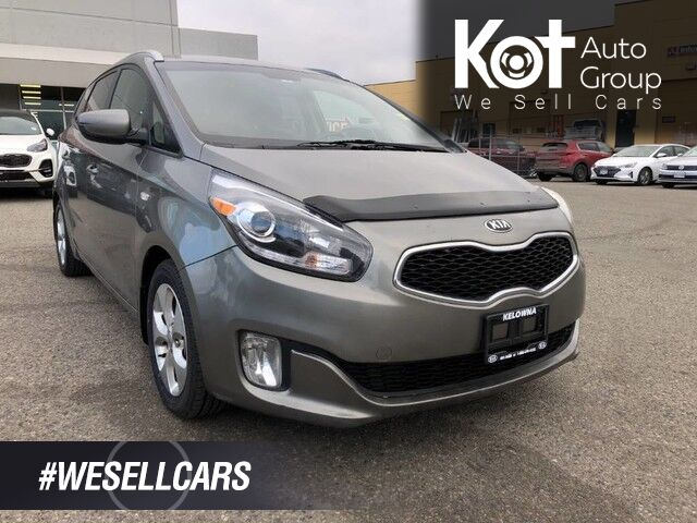 2015 Kia Rondo LX, Cruise Control, Air Conditioning, Heated Seats & Steering Wheel, Bluetooth. Kelowna BC