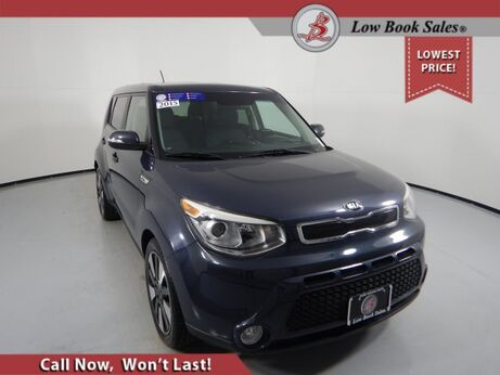 2015_Kia_SOUL_!_ Salt Lake City UT