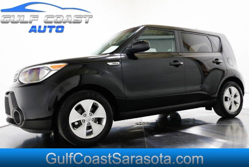 2015 Kia SOUL BASE LOW MILES COLD AC NEW TIRES EXTRA CLEAN Sarasota FL