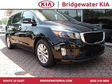 2015_Kia_Sedona_EX, Rear-View Camera, UVO eServices, Bluetooth Technology, Two-Tone Leather Interior, 3RD Row Seats, Power Sliding Rear Doors, Power Tailgate, 17-Inch Alloy Wheels,_ Bridgewater NJ