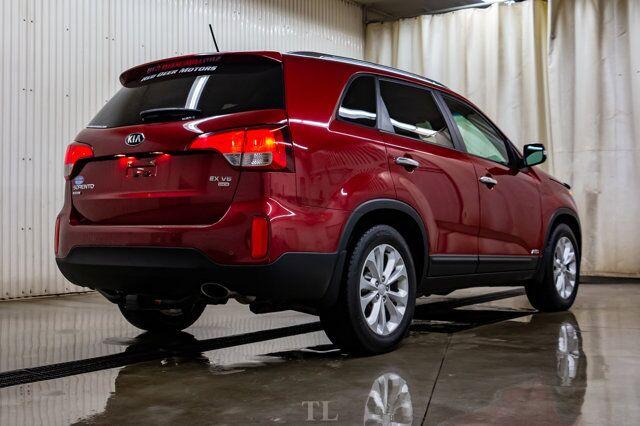 2015 Kia Sorento AWD EX Leather Roof BCam Red Deer AB