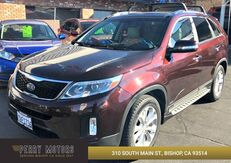 2015_Kia_Sorento_EX_ Bishop CA