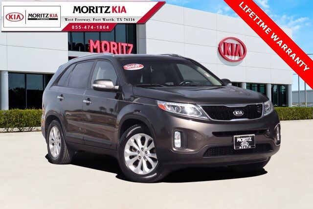 2015 Kia Sorento EX Fort Worth TX