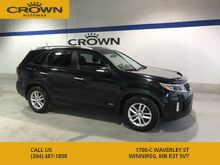 2015_Kia_Sorento_LX AWD **Tinted Windows**Heated Seats** Bug Deflector** No Accidents** 1 Owner**_ Winnipeg MB