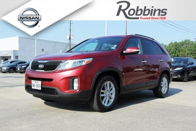 2015 Kia Sorento LX Houston TX