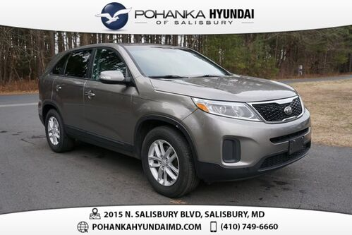 2015_Kia_Sorento_LX **PERFECT MATCH**_ Salisbury MD
