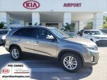 2015 Kia Sorento LX w/ Convenience & Leather Package