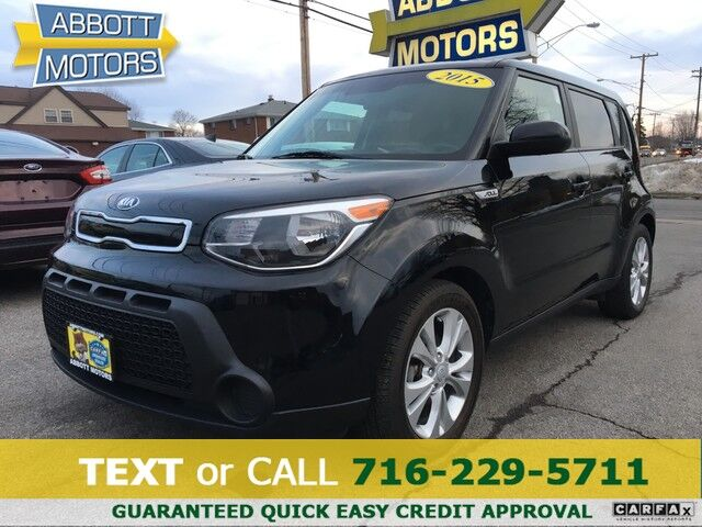 2015 Kia Soul + 1-Owner w/Navigation Buffalo NY