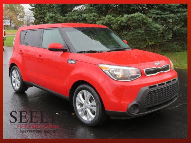 2015 Kia Soul + Battle Creek MI