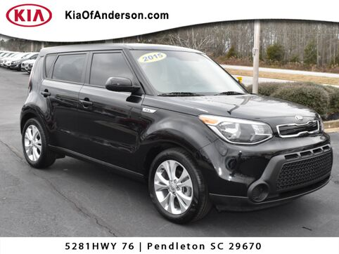 2015_Kia_Soul_+_ Greenville SC