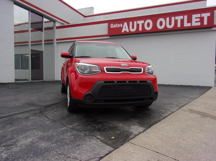 2015 Kia Soul + Richmond KY