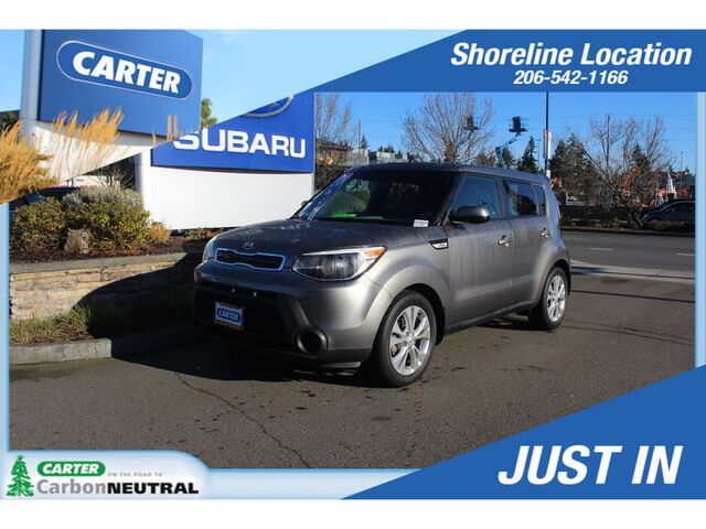 2015 Kia Soul + Seattle WA