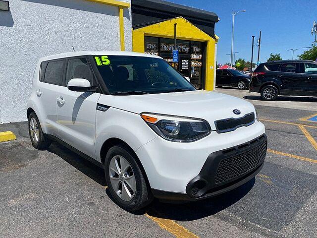 2015 Kia Soul 4d Hatchback Auto Albuquerque NM