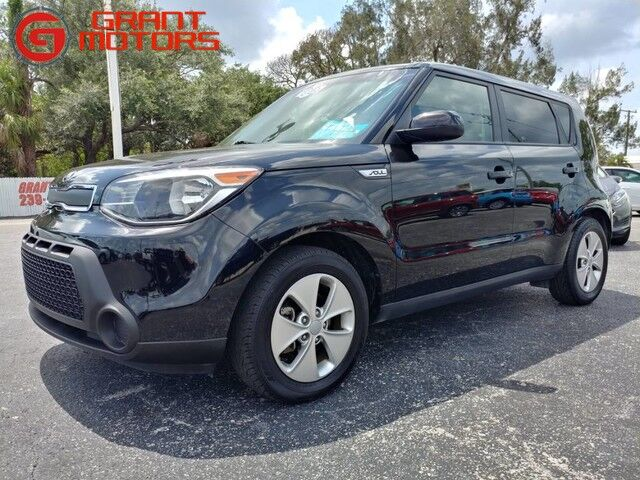 2015 kia soul base fort myers fl 24500355. Black Bedroom Furniture Sets. Home Design Ideas