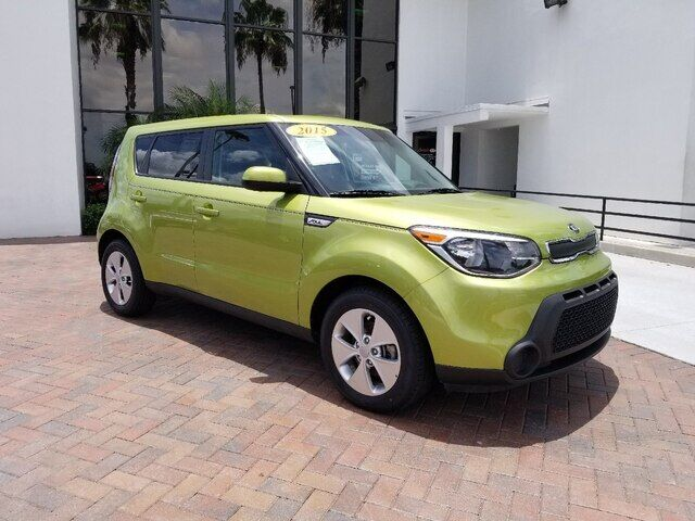 2015 Kia Soul Base Fort Pierce FL