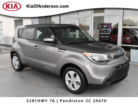 2015_Kia_Soul_Base_ Greenville SC