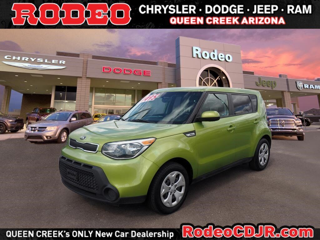 2015 Kia Soul Base Queen Creek AZ