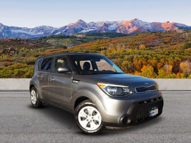 2015 Kia Soul Base Trinidad CO