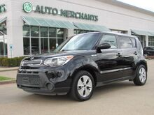 2015_Kia_Soul_CLOTH SEATS, BLUETOOTH CONNECTIVITY, STEERING WHEEL CONTROLS, CLIMATE CONTROL, POWER LOCKS_ Plano TX